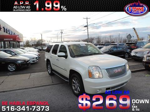 2014 GMC Yukon for sale in Inwood, NY