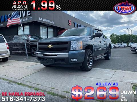 2011 Chevrolet Silverado 1500 for sale in Inwood, NY