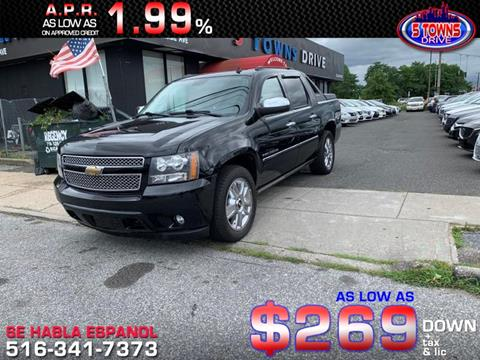 2010 Chevrolet Avalanche for sale in Inwood, NY