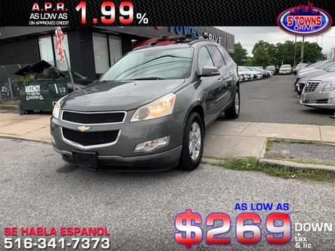 2011 Chevrolet Traverse for sale in Inwood, NY