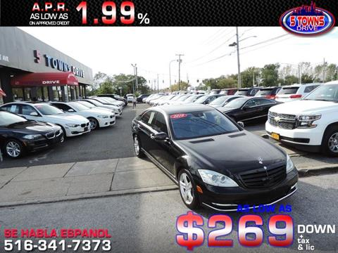 2010 Mercedes-Benz S-Class for sale in Inwood, NY