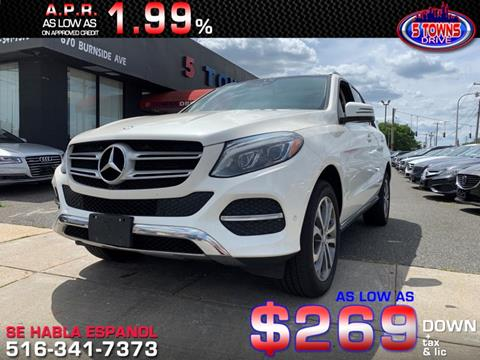 2016 Mercedes-Benz GLE for sale in Inwood, NY