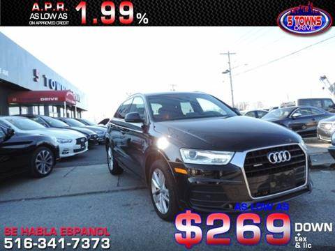 2016 Audi Q3 for sale in Inwood, NY