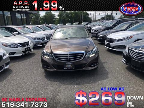 2015 Mercedes-Benz E-Class for sale in Inwood, NY