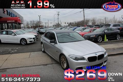 2011 BMW 5 Series for sale in Inwood, NY
