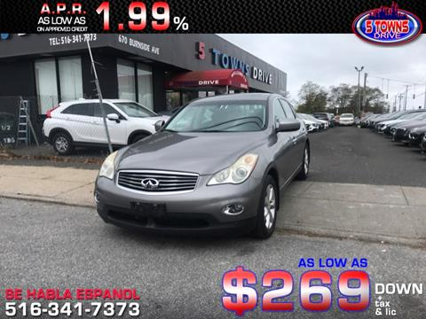 2010 Infiniti EX35 for sale in Inwood, NY