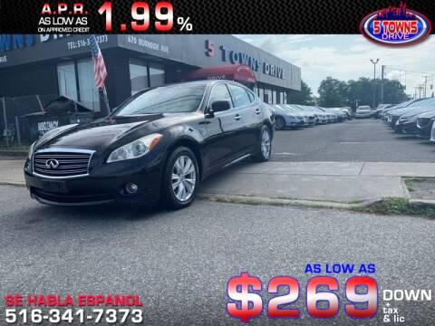 Car Dealerships Billings Mt >> 2011 Infiniti M37 For Sale In Inwood Ny
