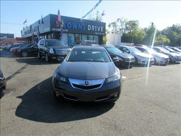 2013 Acura TL for sale in Inwood, NY