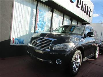 2011 Infiniti QX56 for sale in Inwood, NY