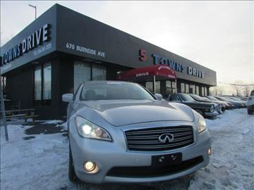 2011 Infiniti M37 for sale in Inwood, NY