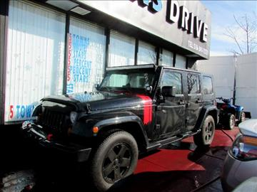 2010 Jeep Wrangler Unlimited for sale in Inwood, NY