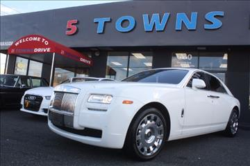 2013 Rolls-Royce Ghost for sale in Inwood, NY