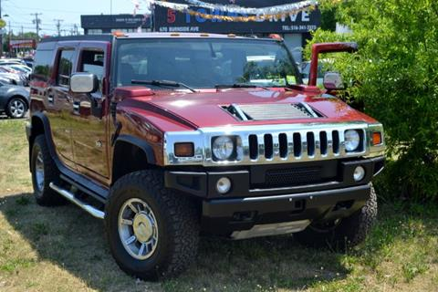 2005 HUMMER H2 for sale in Inwood, NY