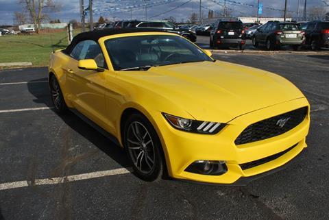 2017 Ford Mustang for sale in Fort Wayne, IN