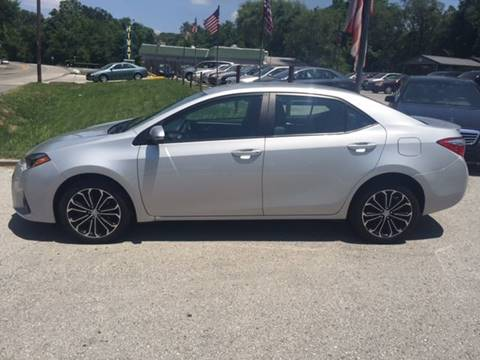 2014 Toyota Corolla for sale at Car Connections in Kansas City MO
