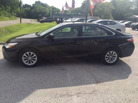 2016 Toyota Camry for sale at Car Connections in Kansas City MO