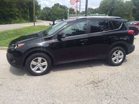 2014 Toyota RAV4 for sale at Car Connections in Kansas City MO