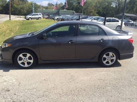 2013 Toyota Corolla for sale in Kansas City, MO