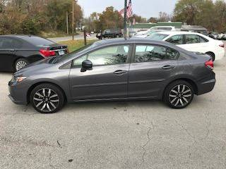 2015 Honda Civic for sale at Car Connections in Kansas City MO