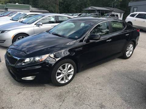 Great 2012 Kia Optima