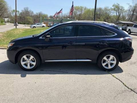 2010 Lexus RX 350 for sale at Car Connections in Kansas City MO