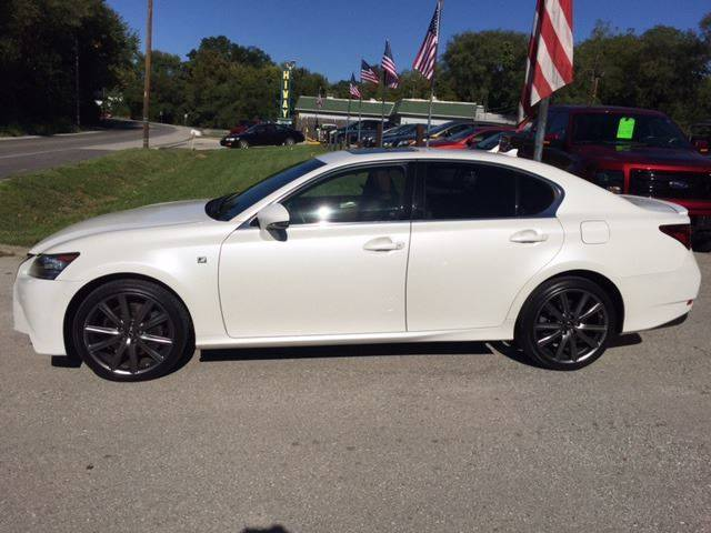 2013 Lexus GS 350 for sale at Car Connections in Kansas City MO