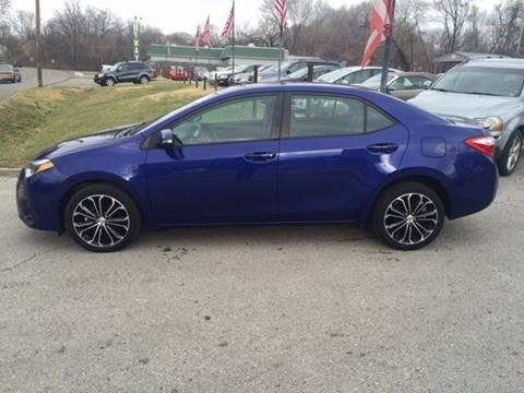 2014 Toyota Corolla for sale in Kansas City, MO