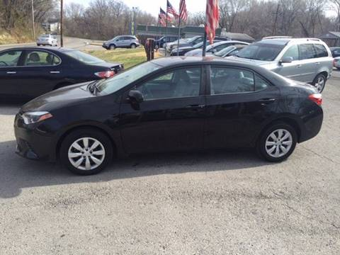 2015 Toyota Corolla for sale in Kansas City, MO