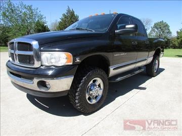 2005 Dodge Ram Pickup 3500 for sale in Arlington, TX