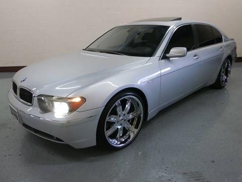 2004 BMW 7 Series for sale in Pompano Beach, FL