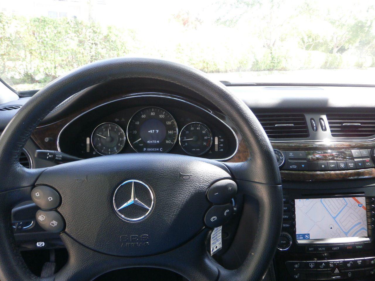 2006 Mercedes Benz Cls Class Cls500 In Pompano Beach Fl Winners 500 Contact