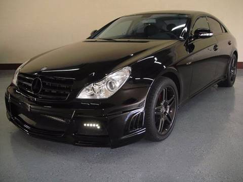 2006 Mercedes-Benz CLS-Class for sale at Winners Autosport in Pompano Beach FL