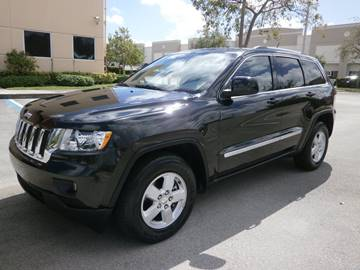 2011 Jeep Grand Cherokee for sale at Winners Autosport in Pompano Beach FL