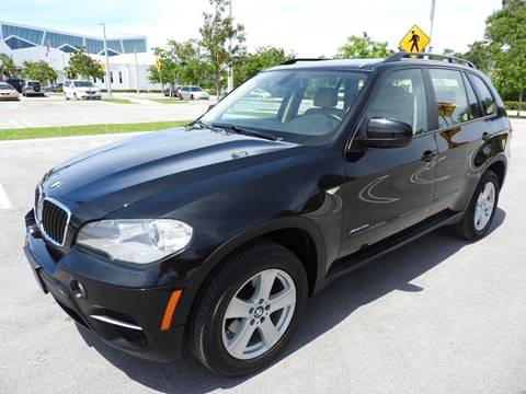 2013 BMW X5 for sale at Winners Autosport in Pompano Beach FL