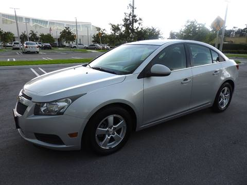 2011 Chevrolet Cruze for sale at Winners Autosport in Pompano Beach FL