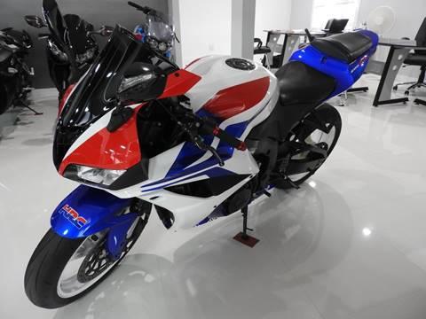 2007 Honda CBR600RR for sale at Winners Autosport in Pompano Beach FL