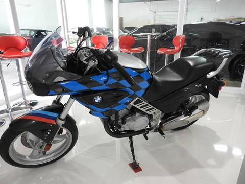2003 BMW CF 650 for sale at Winners Autosport in Pompano Beach FL