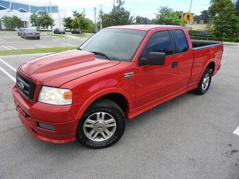 2005 Ford F-150 for sale at Winners Autosport in Pompano Beach FL