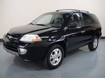 2001 Acura MDX for sale at Winners Autosport in Pompano Beach FL