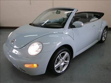 2005 Volkswagen New Beetle for sale in Pompano Beach, FL