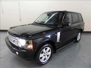 2005 Land Rover Range Rover for sale in Pompano Beach, FL