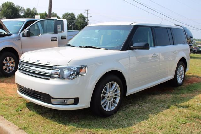 2013 FORD FLEX SEL 4DR CROSSOVER