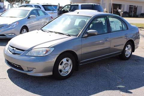 2005 Honda Civic for sale in Greer, SC