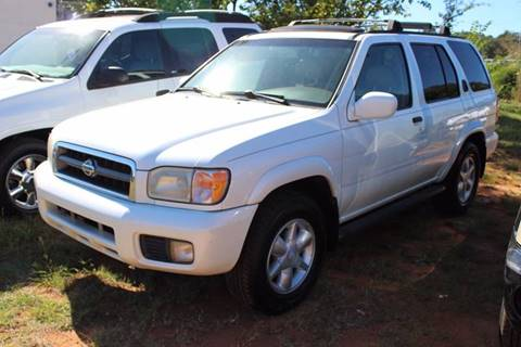 2001 Nissan Pathfinder for sale in Greer, SC
