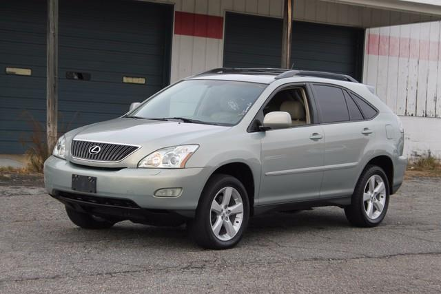 2004 LEXUS RX 330 BASE AWD 4DR SUV green driver  front passenger airbags srsfront seat-mounte