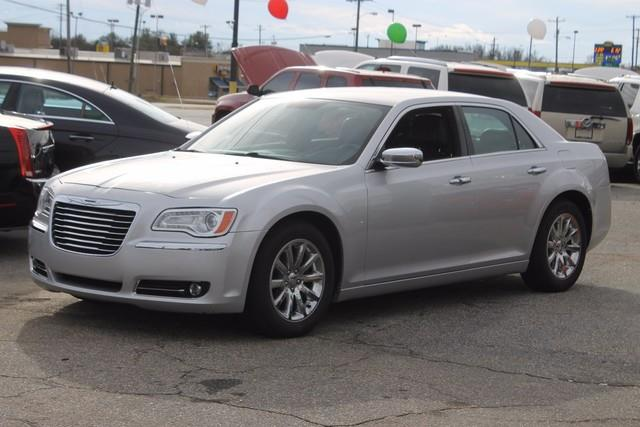 2012 CHRYSLER 300 LIMITED 4DR SEDAN silver rain brake supportready alert brakinghill start assi