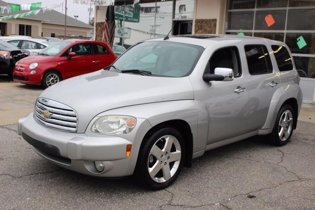 2006 CHEVROLET HHR LT 4DR WAGON silver air bags frontal driver and right front passenger alway