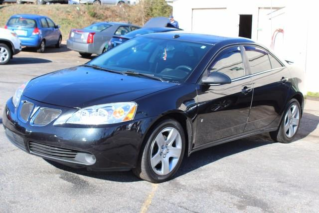 2009 PONTIAC G6 BASE 4DR SEDAN W1SA black daytime running lampsair bags dual-stage frontal and
