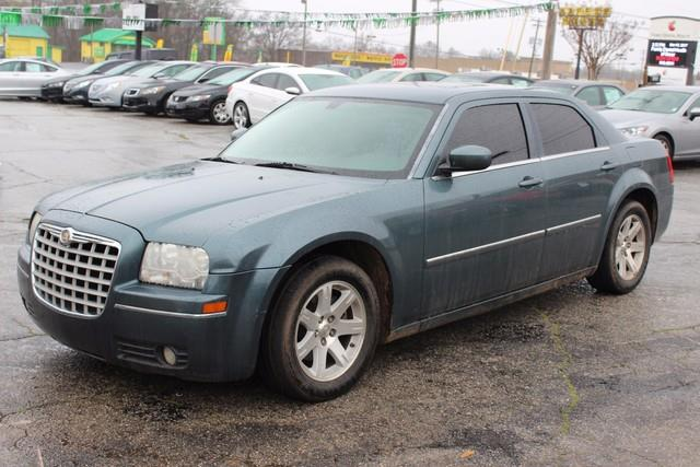2006 CHRYSLER 300 TOURING 4DR SEDAN green advanced multistage front air bags woccupant classific