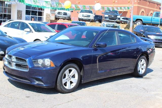 2014 DODGE CHARGER SE 4DR SEDAN blue side impact beamsdual stage driver and passenger seat-mount